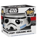 Taza 3d Pop! Star Wars Stormtrooper 350 ml