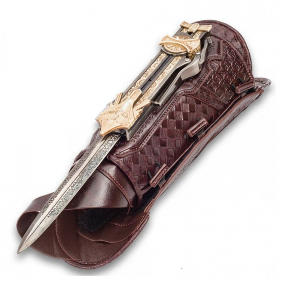Replica Of The Hidden Blade Of Aguilar From Assassin S Creed