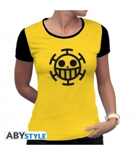 Camiseta One Piece Trafalgar Law Talla XL Mujer