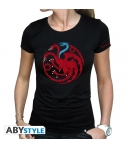 Camiseta Game of Thrones Targaryen Viserion Talla M Mujer