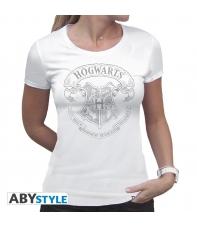 Camiseta Harry Potter Hogwarts Talla L Mujer