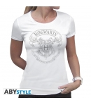 T-shirt Harry Potter Hogwarts size L Woman
