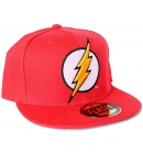 Gorra The Flash Logo Roja