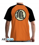 T-shirt Dragon Ball Z Symbol Kame Size L Man
