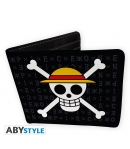 Cartera One Piece Calavera Luffy