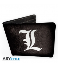 Wallet Death Note Símbol L