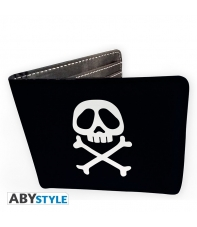 Wallet Captain Harlock Logo