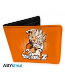 Cartera Dragon Ball Z Goku