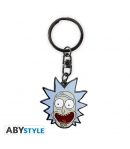 Keychain Rick and Morty Rick