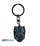 Keychain Marvel Black Phanter