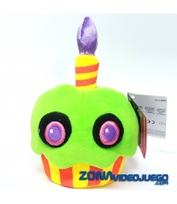 Teddy Five Nights at Freddy's Cupcake Blacklight Green 18 cm