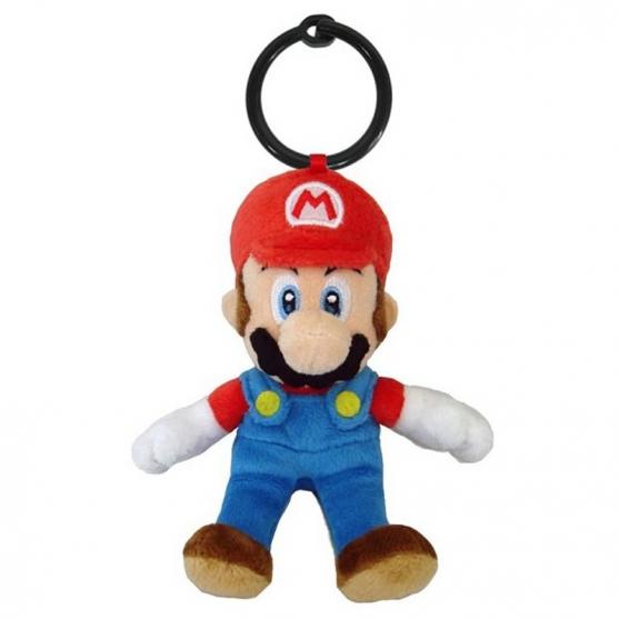 Teddy Super Mario pendant 16 cm