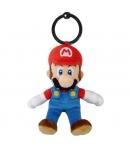 Peluche Super Mario colgante 16 cm