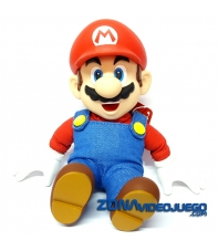 Teddy Super Mario Dx Doll Mario 20 cm
