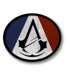 Buckle Assassin's Creed Unity Logo