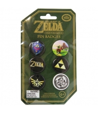 Pin Set The legend of Zelda