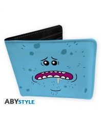 Wallet Rick and Morty Mr.Meeseeks