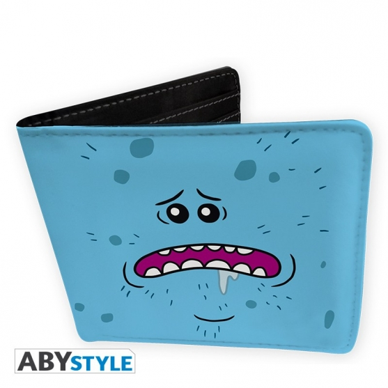 Wallet Rick & Morty Mr.Meeseeks