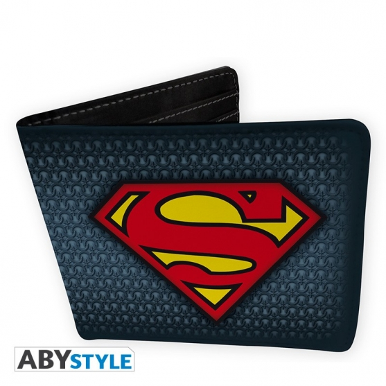 Wallet Dc Superman
