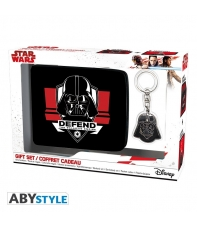 Cartera + Llavero Star Wars Darth Vader