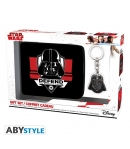 Wallet + Keyring Star Wars Darth Vader