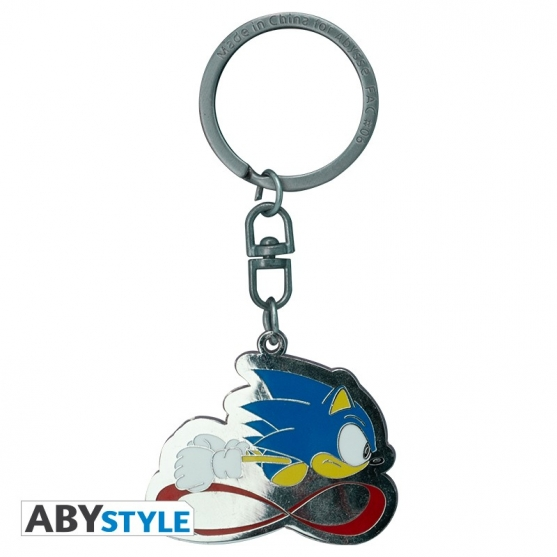 Llavero Sonic Velocidad