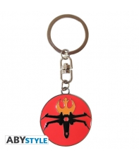 Keychain Star Wars X-wing