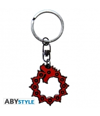 Keychain The Seven Deadly Sins Emblem
