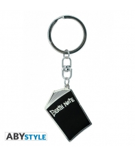 Keychain Death Note