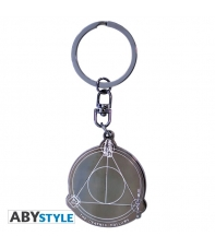 Keychain Harry Potter Deathly Hallows