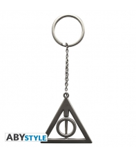 Keychain Harry Potter 3d Deathly Hallows
