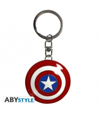 Keychain Marvel Captain America Shield