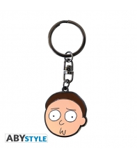 Keychain Rick and Morty Morty