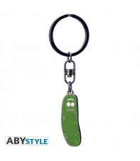 Keychain Rick and Morty Pickle Rick