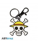 Llavero One Piece Calavera Luffy