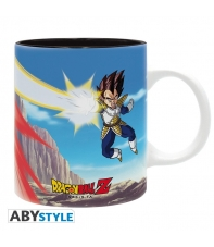 Taza Dragon Ball Z Goku vs Vegeta 320 ml