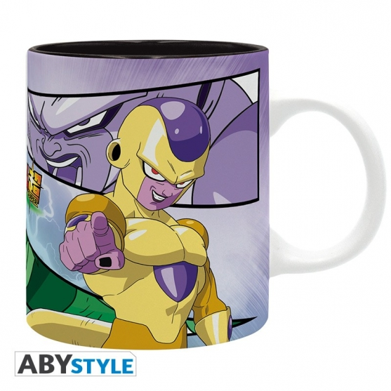 Taza Dragon Ball Broly vs Freezer 320 ml