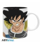 Taza Dragon Ball Broly Bardock 320 ml