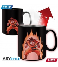 Taza Dragon Ball Z Goku, Sensitiva al Calor 460 ml
