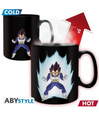 Mug Dragon Ball Z Vegeta, Heat Change 460 ml