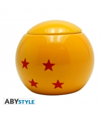 Mug Dragon Ball Z 3d Ball 4 Stars 500 ml
