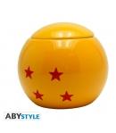 Taza Dragon Ball Z 3d Bola 4 Estrellas 500 ml