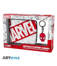 Pack Regalo Marvel Spider-man