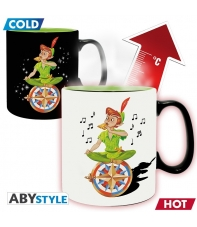 Mug Disney Peter Pan Neverland, Heat Change 460 ml