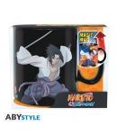 Taza Naruto Duelo, Sensitiva al Calor 460 ml