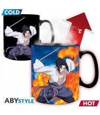 Taza Naruto Duelo, Sensitiva al Calor 460 ml