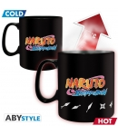 Taza Naruto Multiclones, Sensitiva al Calor 460 ml