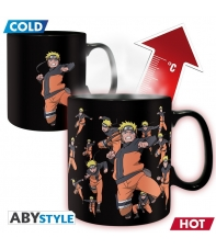 Mug Naruto Multicloning, Heat Change 460 ml