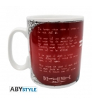 Taza Death Note Misa 460 ml