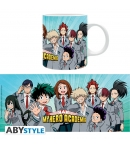 Taza My Hero Academia Clase 320 ml